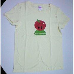画像1: 青山陽一『Blues For Tomato』Tシャツ<レディース:カスタード>