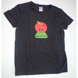 画像1: 青山陽一『Blues For Tomato』Tシャツ<レディース:グレー>
