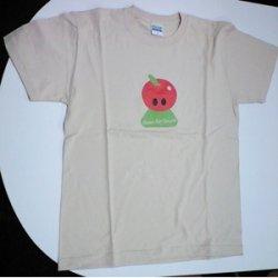 画像1: 青山陽一『Blues For Tomato』Tシャツ<メンズ:ライトベージュ>