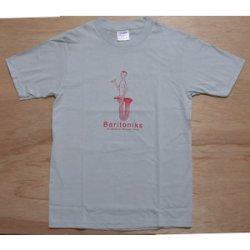 画像1: baritoniks Tシャツ