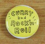 かわいしのぶ 『バッヂ ☆ CURRY and Rock'nRoll』