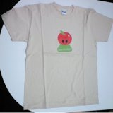 青山陽一『Blues For Tomato』Tシャツ<メンズ:ライトベージュ>