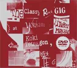 画像1: Koki Tetragon『The Classy Rock GIG at Yokohama STORMY MONDAY』(DVD)