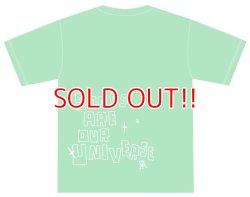 画像2: SUPER JUNKY MONKEY『SONGS ARE OUR UNIVERSE Tシャツ/グリーン』