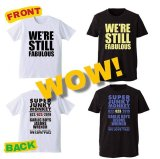 SUPER JUNKY MONKEY 『WOW! Tシャツ』