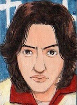画像1: 尾形未紀『似顔絵イラスト -その15-』