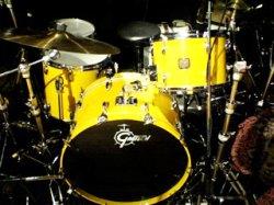 画像1: Gretch DrumsSet 【Grace所有】