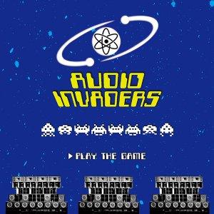 画像: Audio Invaders『Audio Invaders』