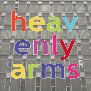 画像: Heavenly Arms (加藤一平・西村雄介・藤掛正隆)『Heavenly Arms』