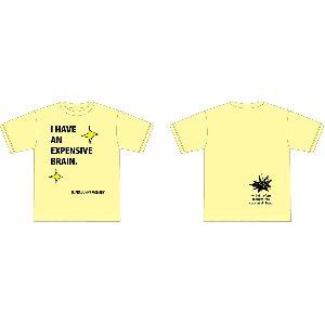 画像: SUPER JUNKY MONKEY『I HAVE AN EXPENSIVE BRAIN. Tシャツ/クリーム』