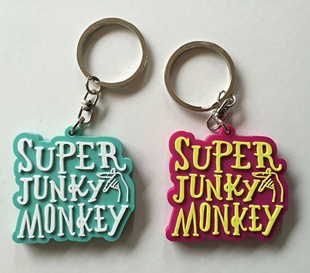 画像1: SUPER JUNKY MONKEY 『キーホルダー 2015』