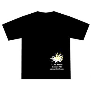 画像2: SUPER JUNKY MONKEY『I HAVE AN EXPENSIVE BRAIN. Tシャツ/黒』